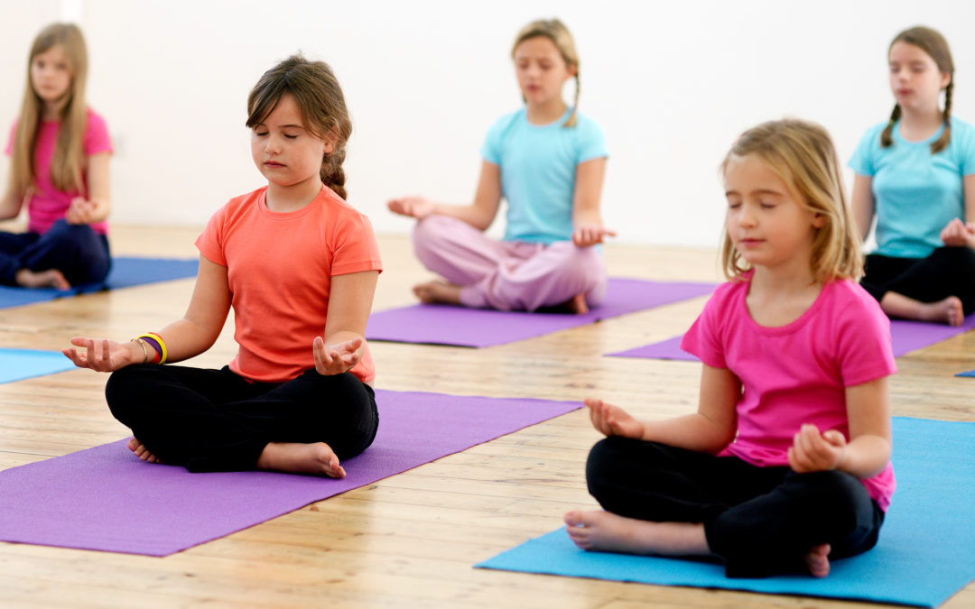 How the power of Yoga and Mindfulness can cultivate kindness in the young